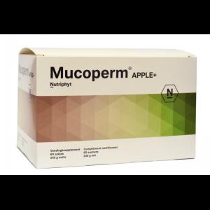 Nutriphyt Mucoperm Apple+ Zakjes