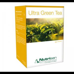nutrisan ultra green tea capsules