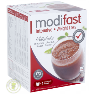 Modifast Intensive Milkshake Chocolade