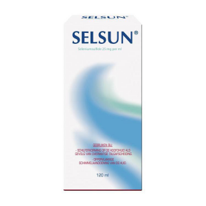 Selsun suspensie 120ml
