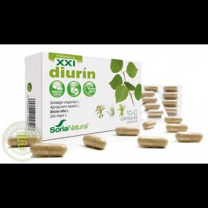 soria natural diurin 10 c xxi capsules