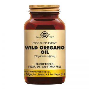 wilde oregano olie capsules