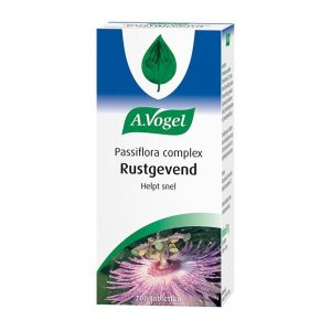 A.Vogel Passiflora Complex Rustgevend Tabletten