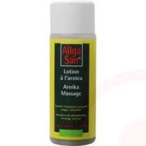 Allgasan Arnika Massage 250ml