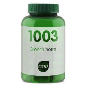 AOV 1003 Bronchinorm Capsules 60st