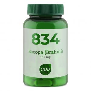 AOV 834 Bacopa Brahmi Capsules