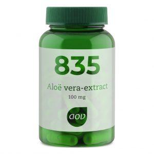 AOV 835 Aloë Vera-extract 100 mg Vegacaps