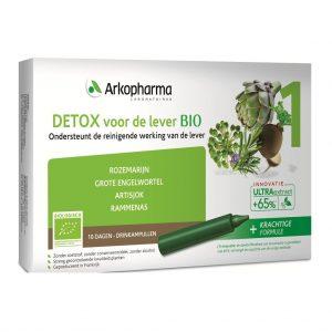 Arkopharma Detox voor de Lever Bio Drinkampullen