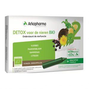 Arkopharma Detox voor de Nieren Bio Drinkampullen