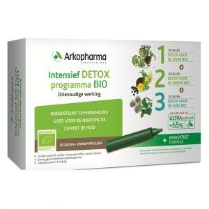 Arkopharma Intensief Detox Programma Bio Drinkampullen