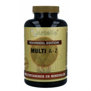 Artelle Magnesium Bisglycinaat & Citraat Tabletten