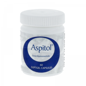 Aspitol Capsules voor Honden en Katten