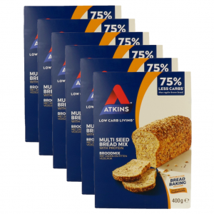 Atkins Broodmix met Zaden & Pitten Grootverpakking