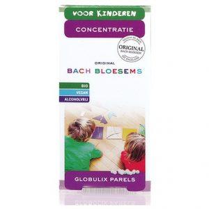 Bach Bloesem Globule Parels Concentratie Kinderen
