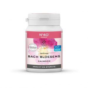 Bach Bloesem Kauwgom No40 Energie