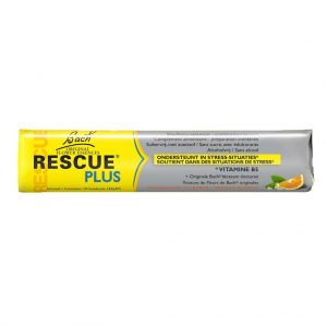 Bach Rescue Plus Bonbons 10st