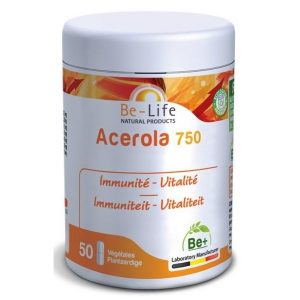 Be-Life Acerola 750 Capsules