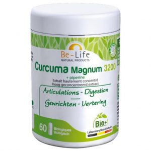 Be-Life Vit C 500 Neutral Capsules