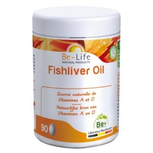 Be-Life Fishliver Oil Capsules