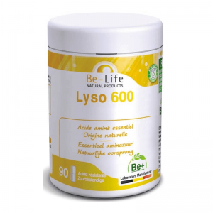 Be-Life Lyso 600 Capsules