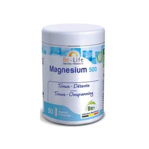 Be-Life Magnesium 500 Capsules