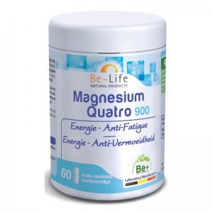 Be-Life Magnesium Quatro 900 Capsules