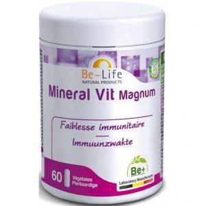 Be-Life Mineral Vit Magnum Capsules