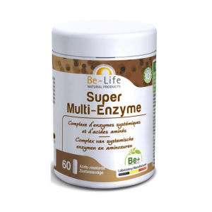 Be-Life Super Multi-Enzyme Capsules