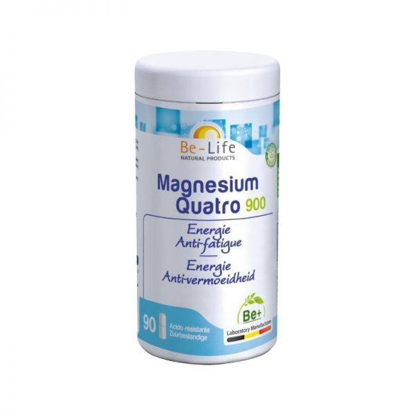 Be-Llife Magnesium Quatro 900 Capsules