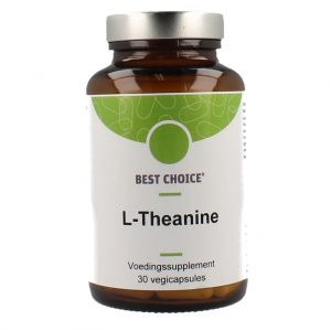 Best Choice L-Theanine Capsules