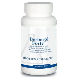 Biotics Berberol Forte Capsules