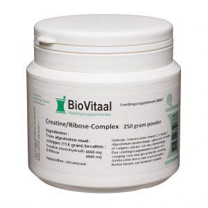 Biovitaal Creatine Ribose Complex Poeder 250gr