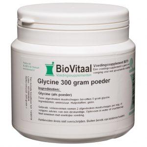Biovitaal Glycine 300gr Poeder