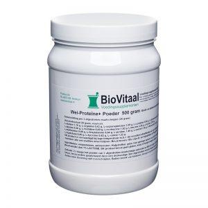 Biovitaal Wei Proteine Poeder 500gr