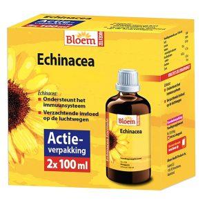 Bloem Echinacea Druppels Duopak