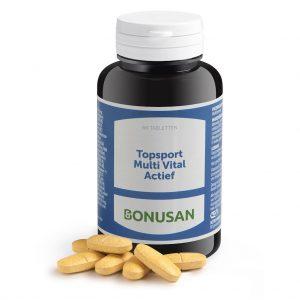 Bonusan Topsport Multi Vital Actief Tabletten
