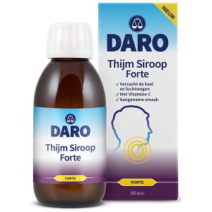 Daro Thijm Siroop Forte