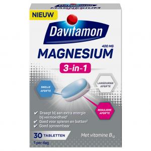 Davitamon Magnesium 3-in-1 Tabletten