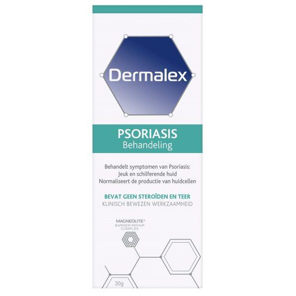 Dermalex Psoriasis Behandeling