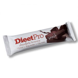 DieetPro Chocolate Brownie Snack