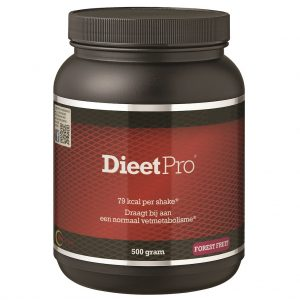DieetPro Shake Forest Fruit