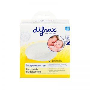Difrax Zoogkompressen