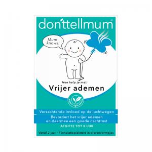 Donttellmum Inhalatiepleisters