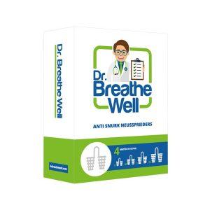 Dr. Breathe Well Anti Snurk Neusspreiders