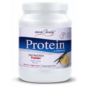 Easy Body Poeder Protein Vitamins Vanille