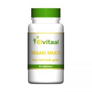 Elvitaal Vegan Multi Tabletten