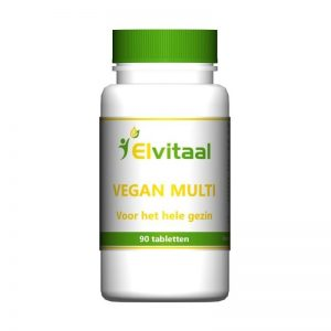 Elvitaal Vegan Multi Tabletten