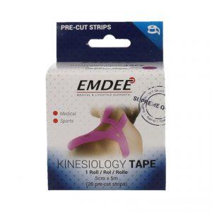 Emdee Kinesio Tape Pink