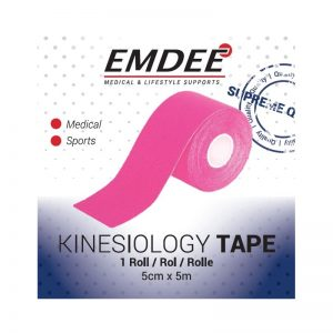Emdee Kinesiology Tape Roze Non Cut