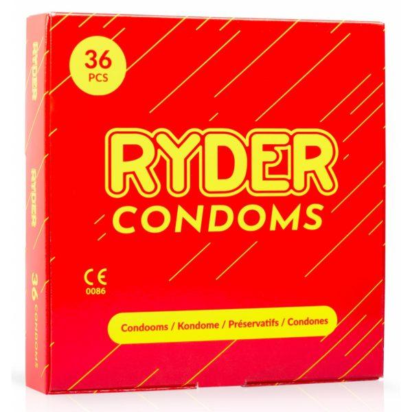 Eros Ryder Condooms